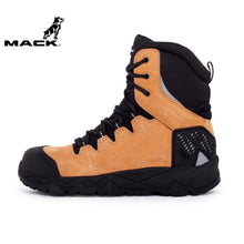 Load image into Gallery viewer, Mack Safety Boot Terrapro Honey Workwear