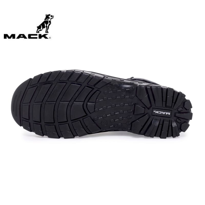 Mack Safety Boot Tradesman Black Workwear