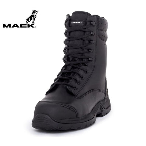 Mack Safety Boot Waterproof Freeway Met Black Workwear
