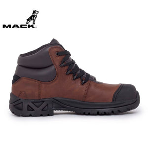 Mack Safety Boot Zero 2 Rocky Brown Workwear