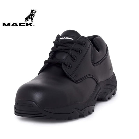 Mack Safety Shoe Boss Black Workwear