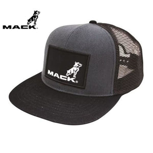 Mack Workear Trucker Hat Black Workwear