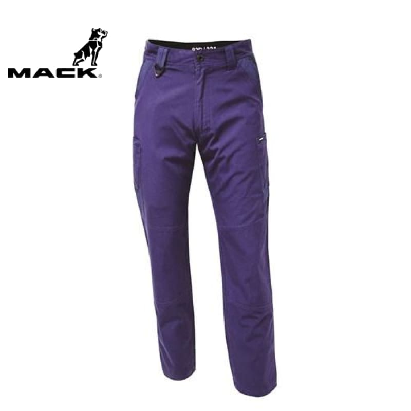 Mack Workwear Canvas Pants Navy