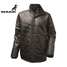 Load image into Gallery viewer, Mack Workwear Puffer Jacket Black
