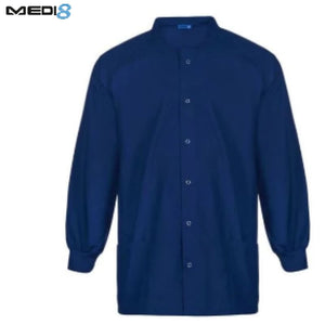 Medi-8 Warm Up Jacket Dark Blue Workwear