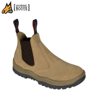 Mongrel N Boot Non-Safety Boot, Elastic