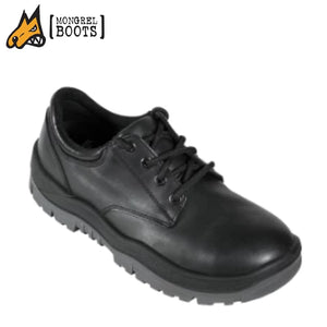 Mongrel P Safety Shoe Derby Black Workwear