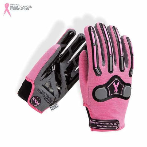 Nbcf Mechanics Glove Multi-Purpose Aus Std Cert Pink S Safety Wear