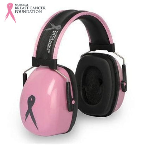 Nbcf Premium Headband Earmuff 32Db Pink Safety Wear