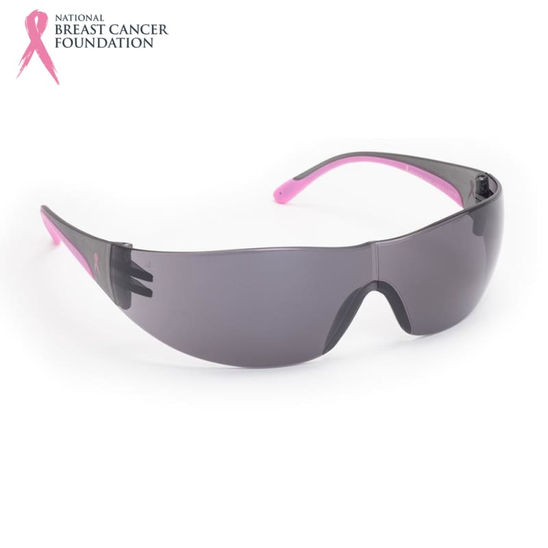 00d6f51f0d9b NBCF Wrap-around Safety Glasses, Smoke Lens / Pink – Buy 2 Give Online