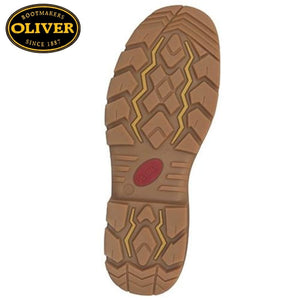 Oliver 55-332 Safety Boot Lace-Up Bump Cap Wheat Footwear