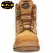 Load image into Gallery viewer, Oliver 55-332 Safety Boot Lace-Up Bump Cap Wheat Footwear
