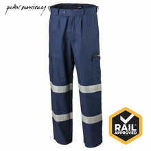 Load image into Gallery viewer, Peter Morrissey- Premium Ripstop Cargo 3M Tape Rail Spec Workwear