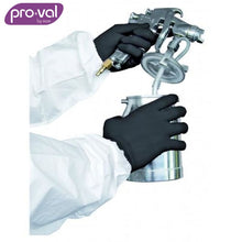 Load image into Gallery viewer, Pro-Val Disposable Nitrile Blax Powder Free Black (Ctn 100X10) Safety Wear