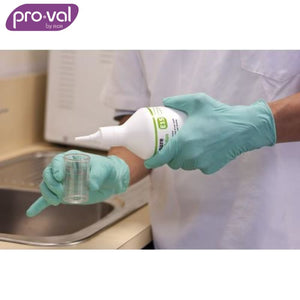 Pro-Val Exam Glove Chemoprene - Neoprene Powder Free Green (Ctn 100X10) Safety Wear