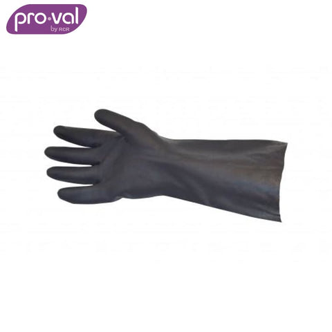 Pro-Val Heat Resistant Gauntlet Neo 250 Cotton Liner Level 2 Black Safety Wear