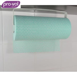 Pro-Val Wipes Heavy Duty Mesh Green (Ctn 6 Rolls X 100 St) Safety Wear