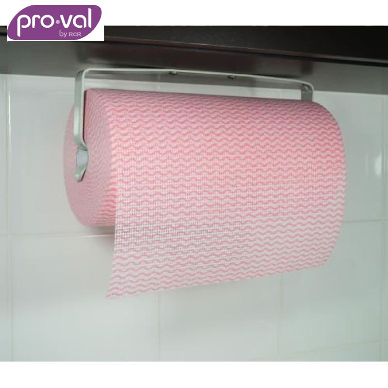 Pro-Val Wipes Heavy Duty Mesh Red (Ctn 6 Rolls X 100 St) Safety Wear