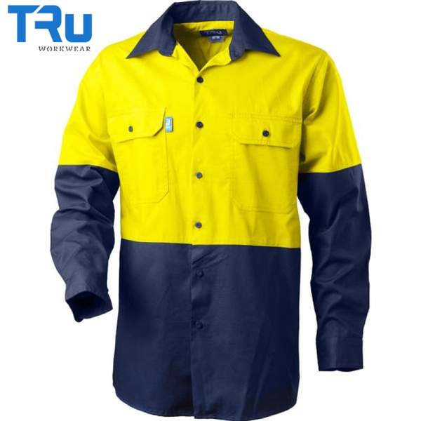 TRu Workwear - Shirt, Cotton Drill, Y/N