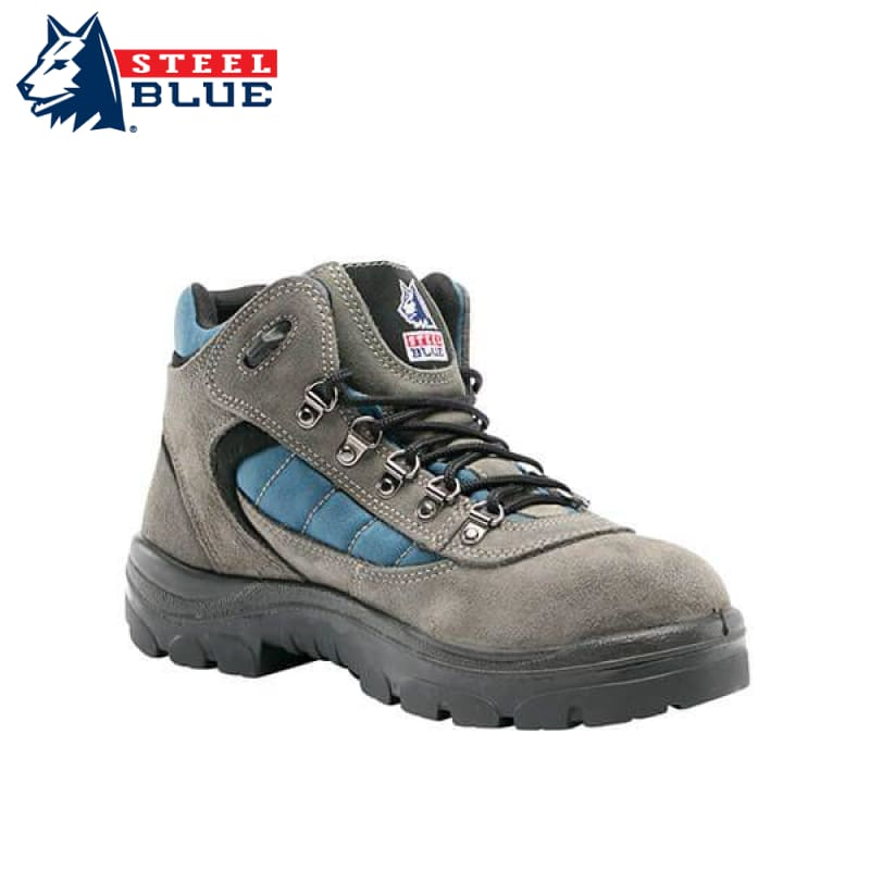Steel Blue, Safety Boot, Wagga Hiker
