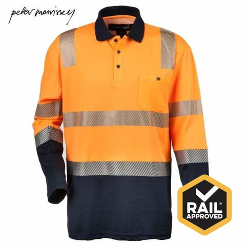 Workwear Polo Shirt Long Sleeve