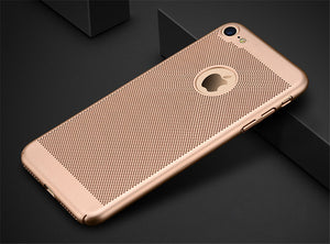 Ultra Slim Breathable Case for iPhone