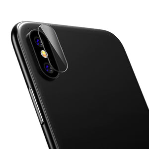 Camera Lens Tempered Glass Protector for iPhone X/XS