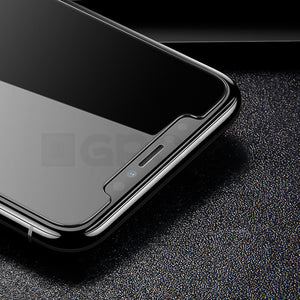 Anti Spy Tempered Glass For iPhone