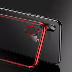 Luxury Trim Case For iPhone XS