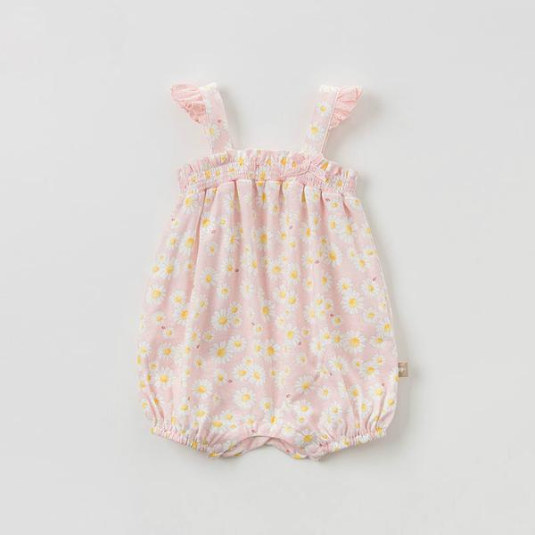 Adele Romper - Okiedokee Children's Boutique Kids Fashion Baby Clothes Cool Children's Clothing