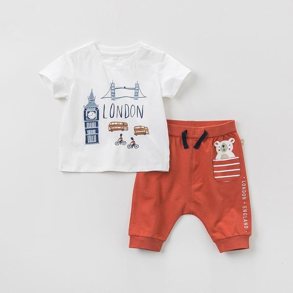 London Knit Set