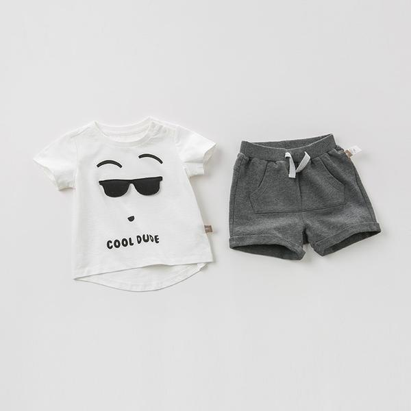 Mr. Cool Knit Set