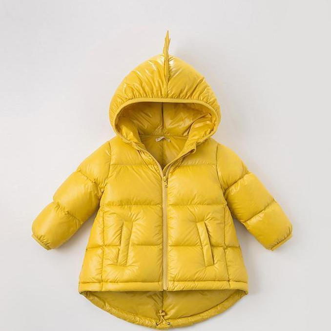 Baby Boy Dinomite Feather Down Parka