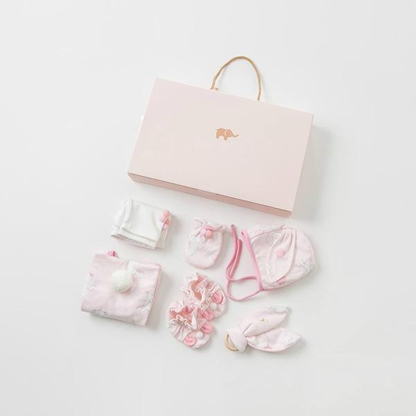 Arabella Layette Gift Set - Okiedokee Children's Boutique Kids Fashion Baby Clothes Cool Children's Clothing