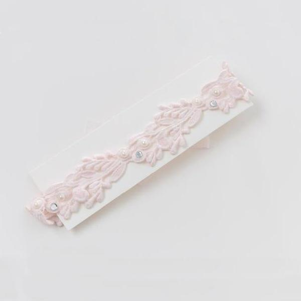 Brielle Lace Headband - Okiedokee Children's Boutique Kids Fashion Baby Clothes Cool Children's Clothing
