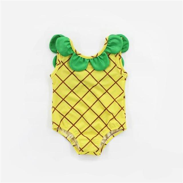 Lil' Fruit Swim Suit - Okiedokee