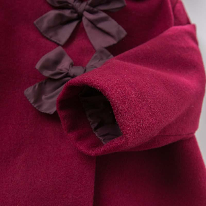 Red Riding Hood Tweed Coat