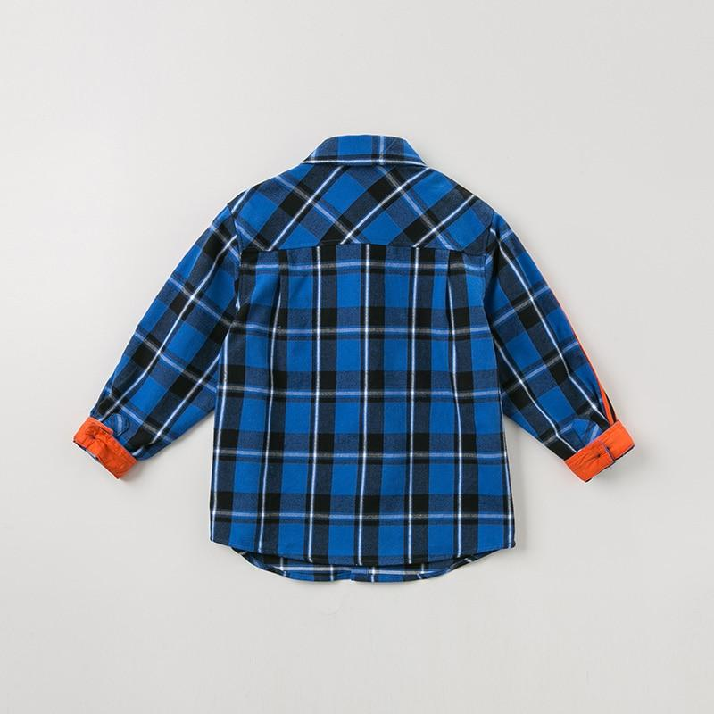 Blue Plaid Glory Shirt