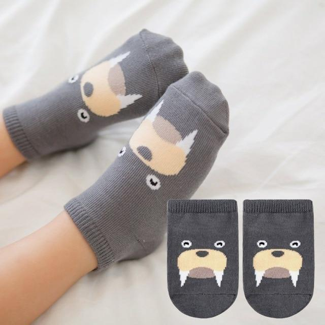 FunFeet Animal Socks - Multiple Styles Available - Okiedokee