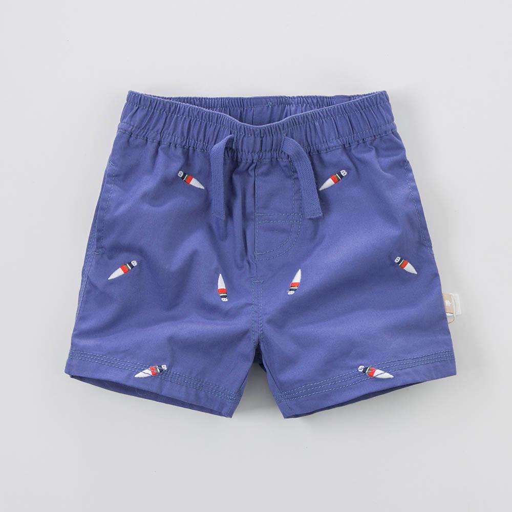 Brady Shorts - Okiedokee Children's Boutique Kids Fashion Baby Clothes Cool Children's Clothing