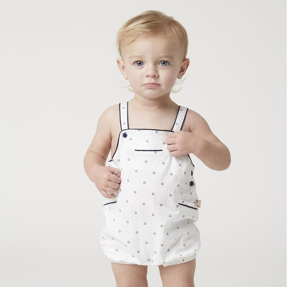 Castiel Romper - Okiedokee Children's Boutique Kids Fashion Baby Clothes Cool Children's Clothing