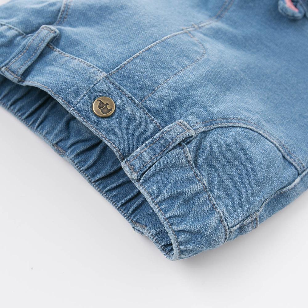 Aria Denim Pants - Okiedokee Children's Boutique Kids Fashion Baby Clothes Cool Children's Clothing