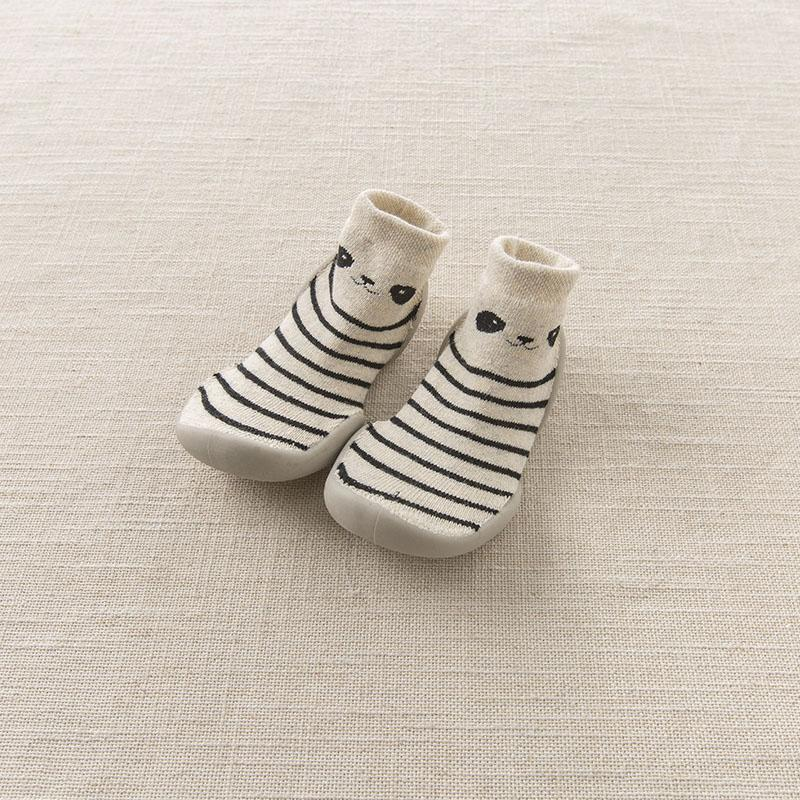 Marcel Toddler Slipper Socks