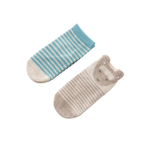 Forrest Friends Socks - 2 Pack - Okiedokee