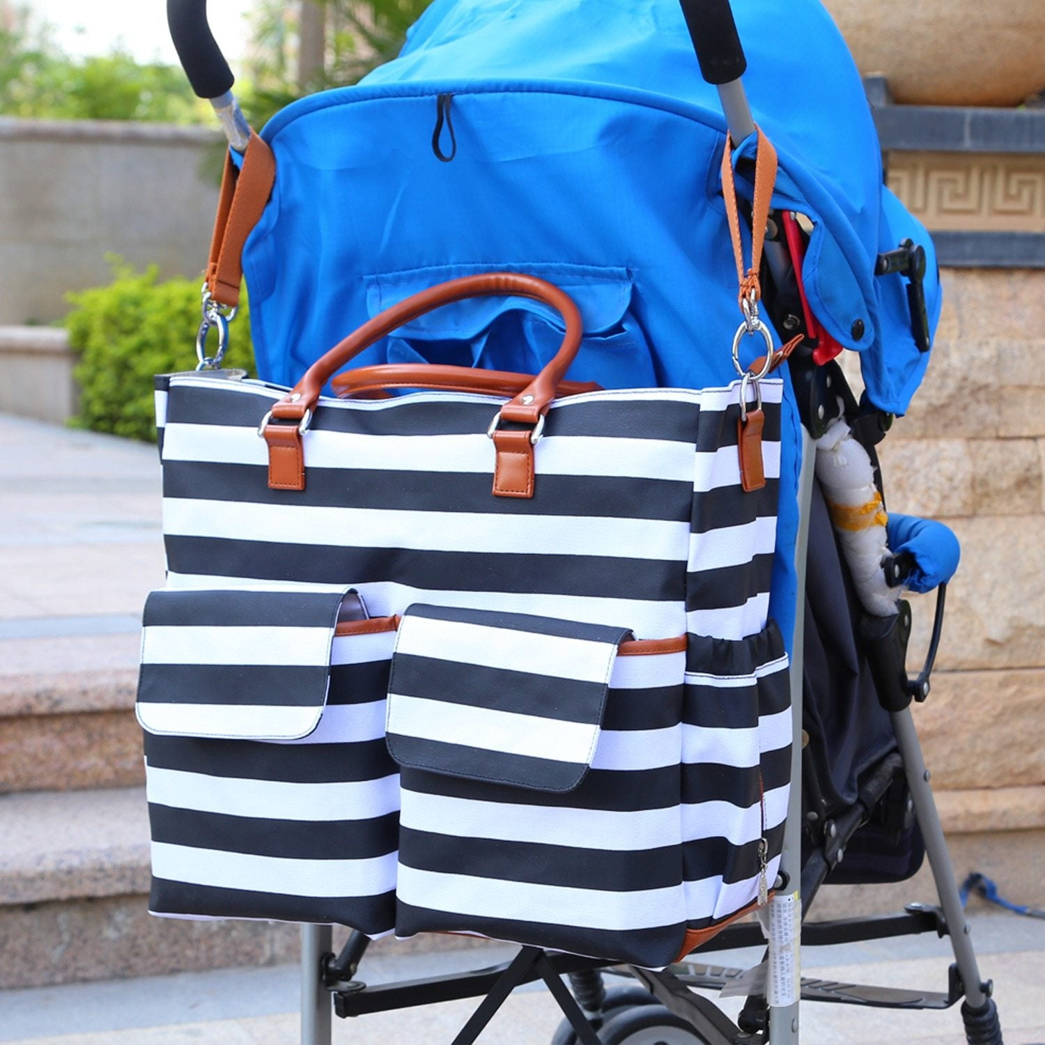 Hobo Sling Diaper Bag - Multiple Styles Available - Okiedokee