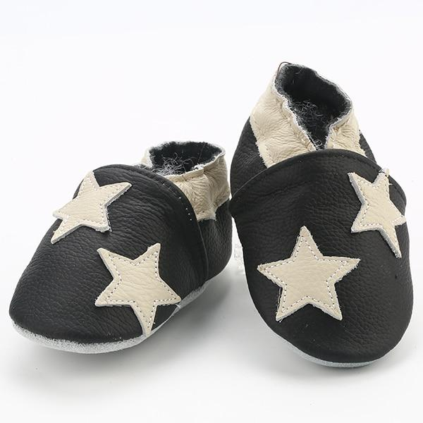 Wesley Leather Baby Boy Shoe - Okiedokee