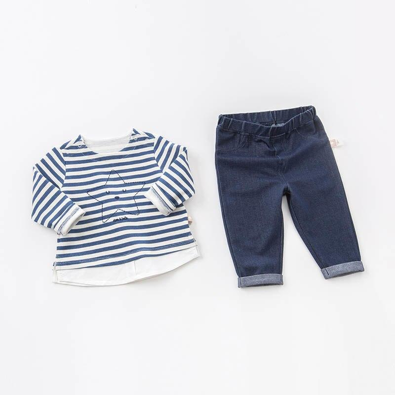 Brody Knit Set - Okiedokee Children's Boutique Kids Fashion Baby Clothes Cool Children's Clothing