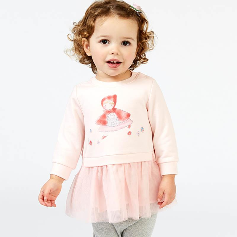Cece Knit Crew - Okiedokee Children's Boutique Kids Fashion Baby Clothes Cool Children's Clothing