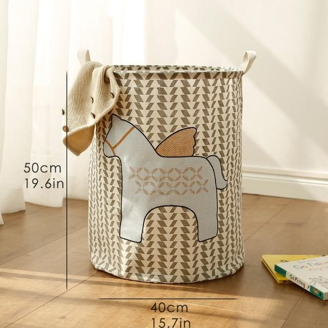 Ryder Storage Basket - Multiple Styles Available - Okiedokee