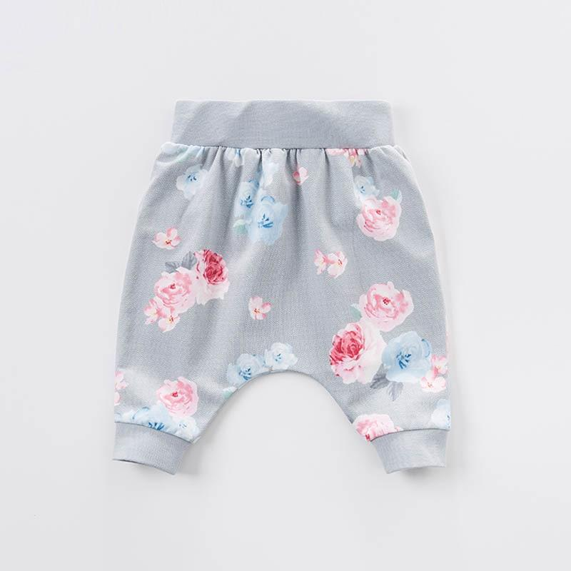 Carnation Knit Pants - Okiedokee Children's Boutique Kids Fashion Baby Clothes Cool Children's Clothing
